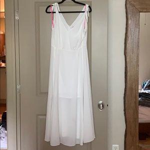 Betsey Johnson White Dress 12